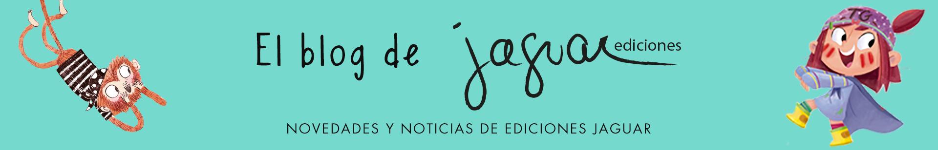 El blog de Ediciones Jaguar